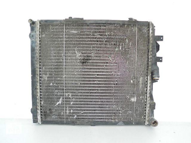 купить бу Б/у радиатор для легкового авто Mercedes 124 2.5bB (530*520) по сотым. в Буче (Киевской обл.)