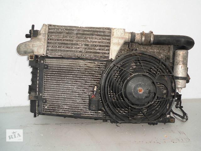 продам Б/у радиатор для легкового авто Opel Corsa 1.7DTi (600*380) по сотым. бу в Буче (Киевской обл.)