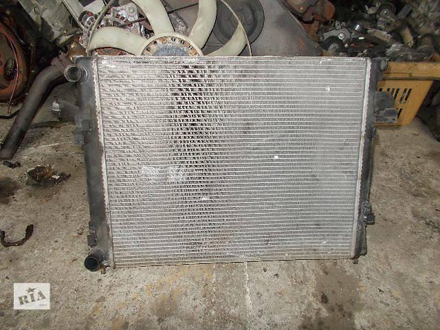 Б/у радиатор для легкового авто Renault Trafic 1.9 dci 2000-2014- объявление о продаже  в Стрые