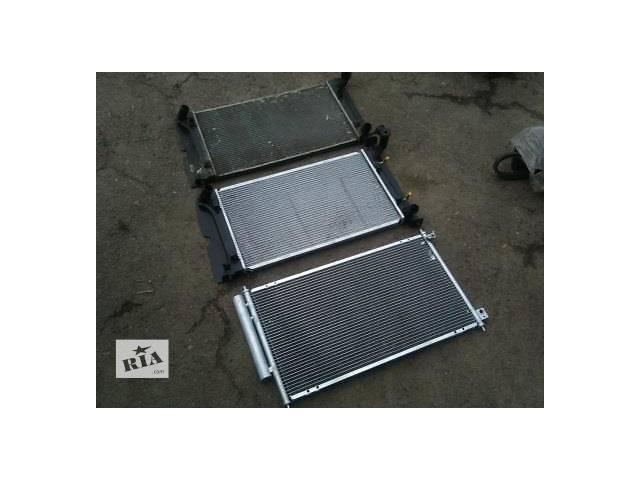 Б/у радиатор для легкового авто Toyota Avensis- объявление о продаже  в Ровно
