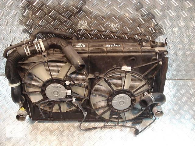 Б/у радиатор для легкового авто Toyota Rav 4- объявление о продаже  в Ровно