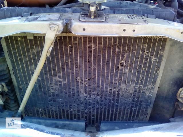 Б/у радиатор для седана Mercedes 123- объявление о продаже  в Дубно (Ровенской обл.)