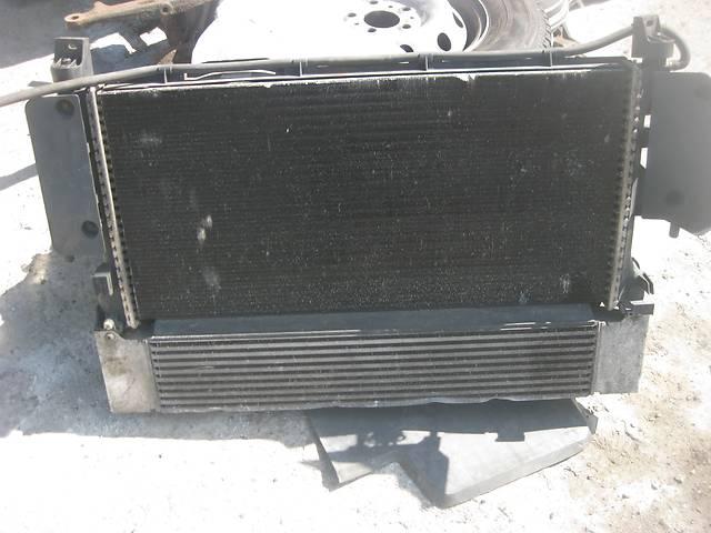 продам Б/у радиатор кондиционера Citroen Jumper 2.2 hdi 2006- бу в Ровно