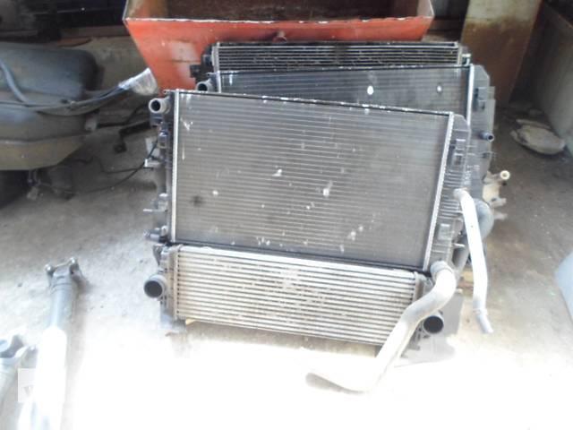 купить бу Б/у Радиатор кондиционера для легкового авто Mercedes SprinterМерседес Спринтер 315 Bi-Turbo Дельфин 2006 в Рожище