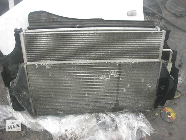 продам Б/у радиатор интеркуллера Citroen Jumpy 2.0 2004-2006 бу в Ровно