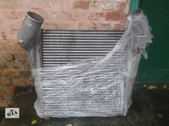 бу Б/у радиатор интеркуллера для грузовика Daf XF в Овруче