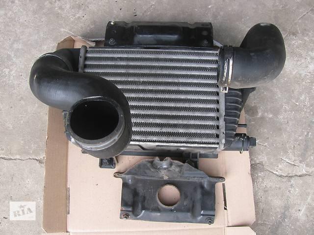 бу Б/у радиатор интеркуллера для легкового авто Volkswagen T4 (Transporter) в Яворове (Львовской обл.)