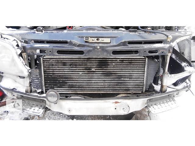 бу Б/у радиатор интеркуллера, радіатор інтеркуллера Mercedes Sprinter Мерседес Спринтер W 903, 901 в Ровно