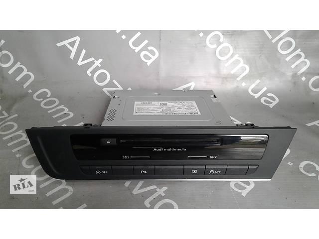 купить бу Б/у радио и аудиооборудование/динамики для седана Audi A6 в Львове