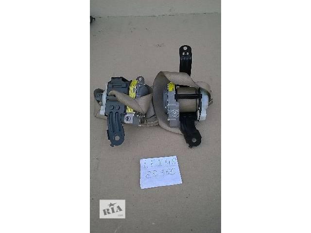 продам Б/у ремень безопасности 73220-33410-A0, 73210-33480-A0 для седана Lexus ES 350 2007г бу в Николаеве