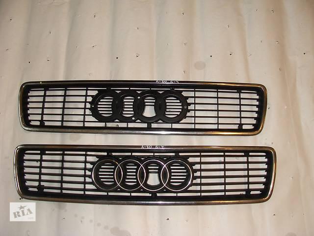 продам Б/у решётка радиатора для легкового авто Audi 80 бу в Черкассах