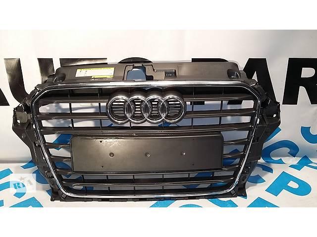 продам Б/у решётка радиатора для легкового авто Audi A3 8V0 бу в Львове