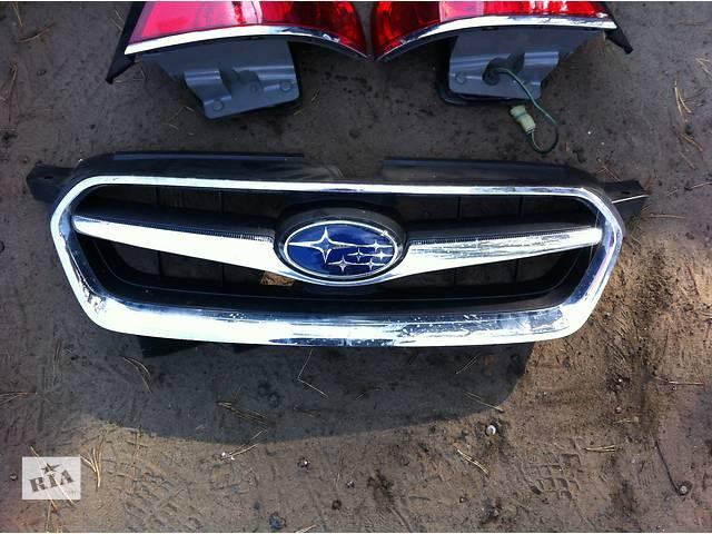 продам Б/у решётка радиатора для легкового авто Subaru Legacy бу в Ровно