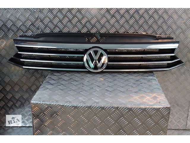 Б/у решётка радиатора для легкового авто Volkswagen Passat B8- объявление о продаже  в Киеве