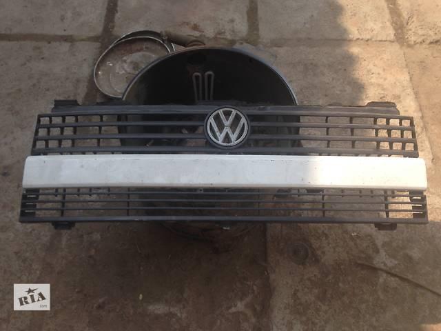 Б/у решётка радиатора для легкового авто Volkswagen T4 (Transporter)- объявление о продаже  в Мукачево