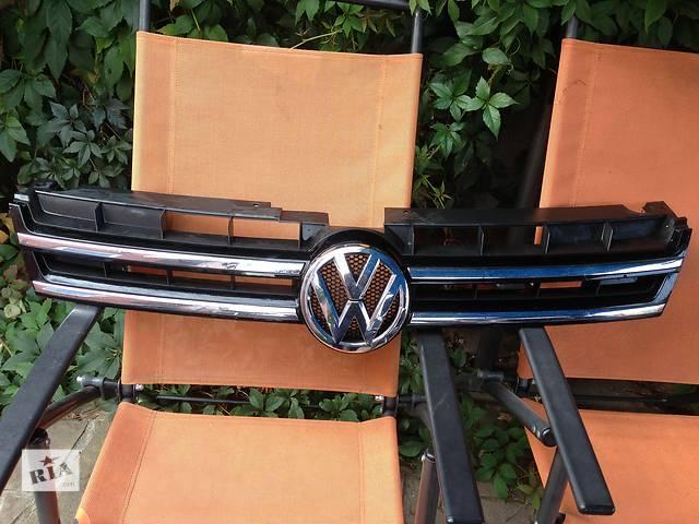 бу Б/у решетка радиатора для легкового авто Volkswagen Touareg в Харькове