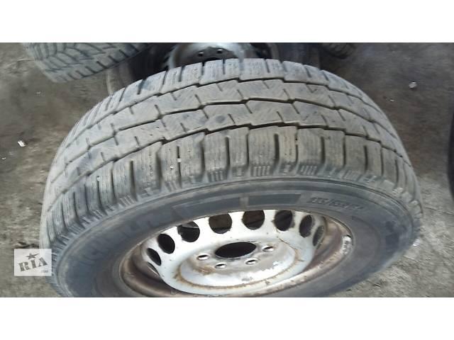 продам Б/у Резина шины R16C 235/65 Michelin/Continental Volkswagen Crafter Фольксваген Крафтер, Мерседес бу в Рожище