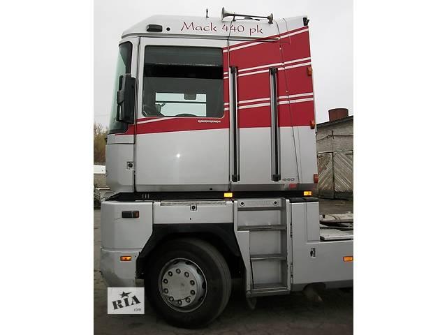 купить бу Б/у ручка двери для грузовика Renault Magnum DXI Рено Магнум 440 2005г Evro3 в Рожище