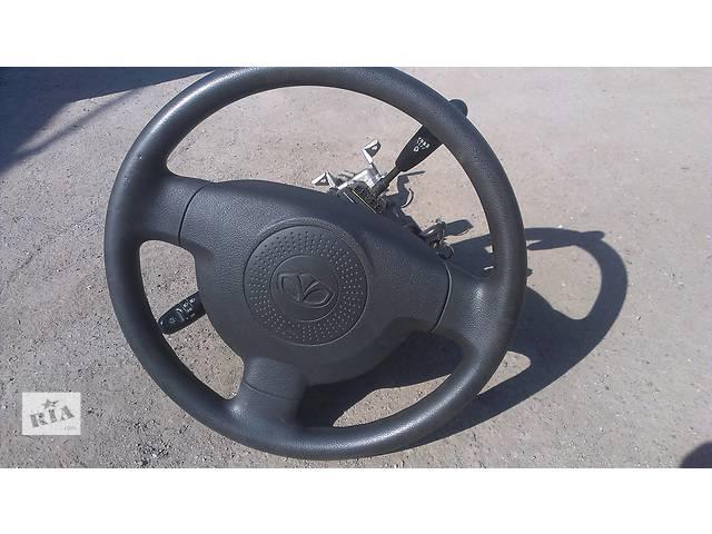 продам Б/у руль для хэтчбека Chevrolet Aveo Т200 бу в Виннице