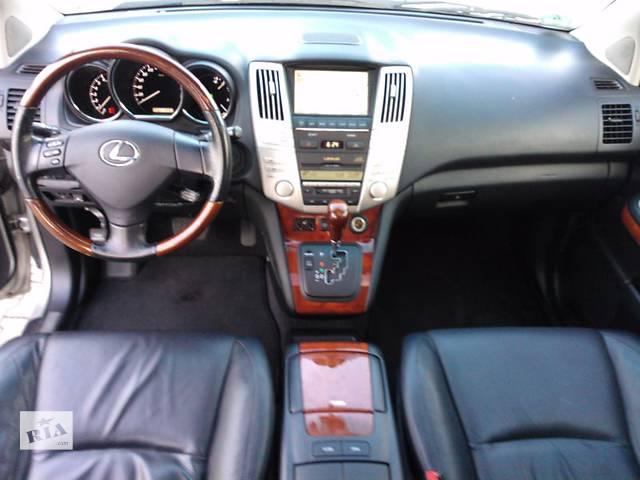 Б/у руль для кроссовера Lexus RX- объявление о продаже  в Киеве