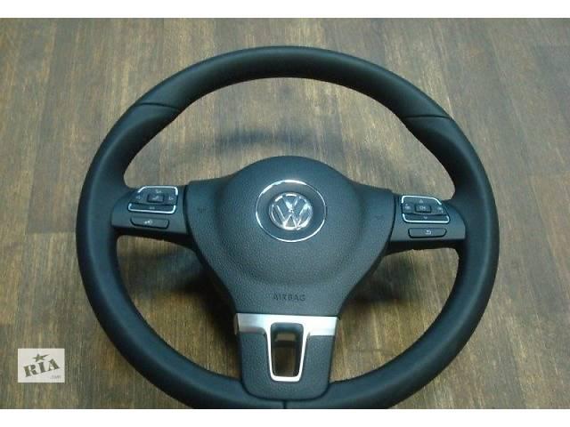 бу Б/у руль для кроссовера Volkswagen Tiguan 2008-2011 в Херсоне