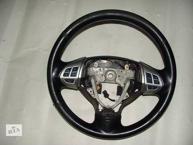 Б/у руль для легкового авто Mitsubishi Lancer X- объявление о продаже  в Черкассах