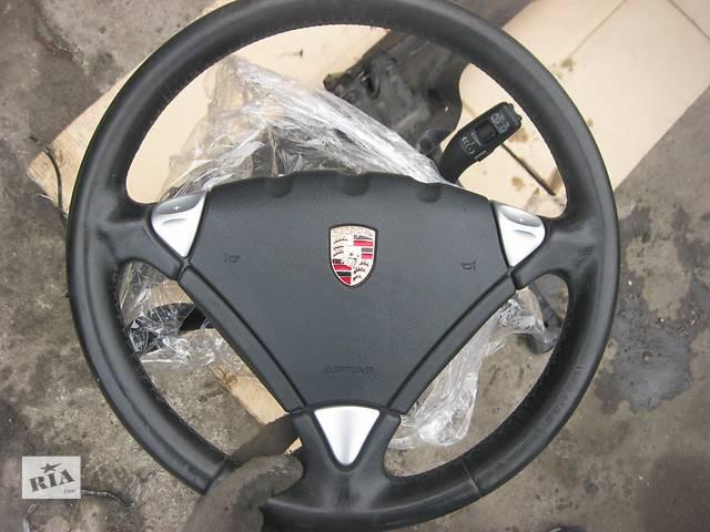 бу Б/у руль Porsche Cayenne 2005 в Ровно