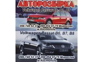 б/у Шумовки капота Volkswagen Passat B6