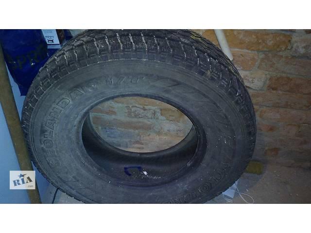 купить бу Б/у шина для внедорожника Yokohama Geolandar I/T G072 265/70 R16 в Ужгороде