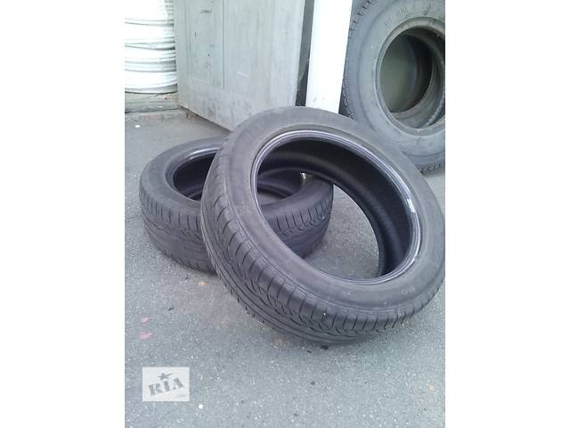 продам Б/у шины 195/55 R16 87T MO AMF Dunlop SP SPORT 01 бу в Киеве