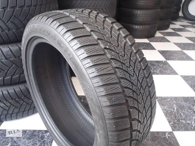 купить бу Б/у шины 1шт 225/45/R17 Dunlop Sp Winter Sport 4D 225/45/17 в Кременчуге