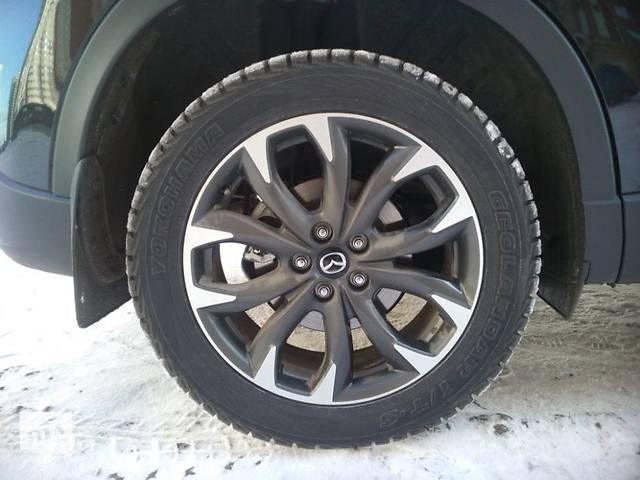 Б/у шины для кроссовера Mazda CX-5- объявление о продаже  в Киеве