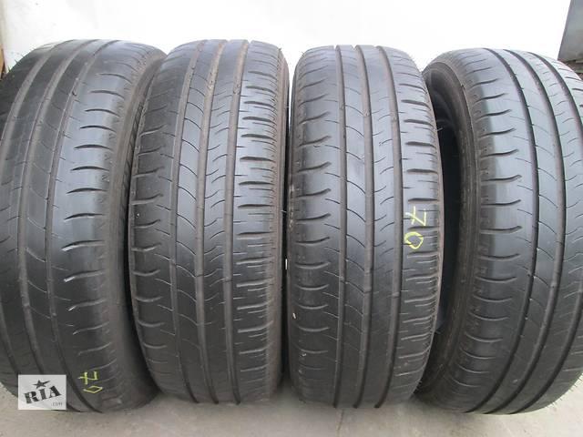 бу Б/у шины для легкового авто R15 205/65 Michelin в Львове