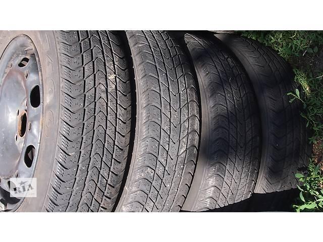 продам Б/у шины для легкового авто Skoda Fabia бу в Полтаве