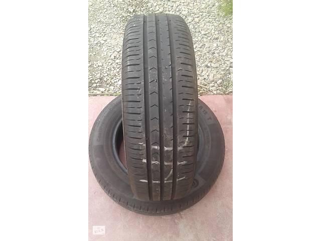 Летние шины резина колеса покрышки Continental 185\65 R15- объявление о продаже  в Дрогобыче
