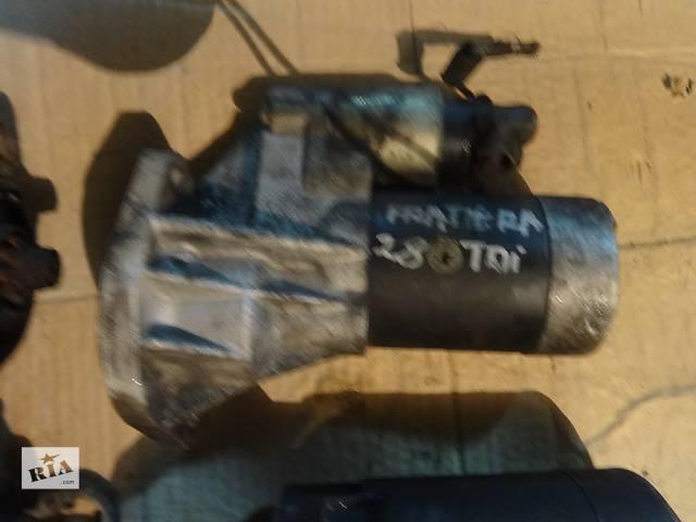 продам Б/у стартер/бендикс/щетки для легкового авто Isuzu Trooper бу в Львове