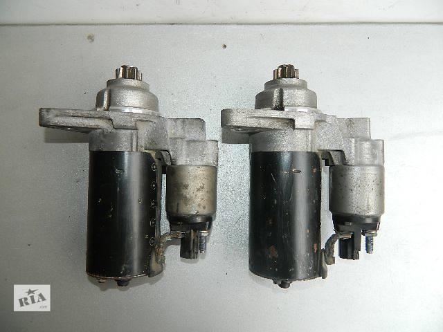 Б/у стартер/бендикс/щетки для легкового авто Seat Toledo 1.9TDi 2004-2009г.- объявление о продаже  в Киеве