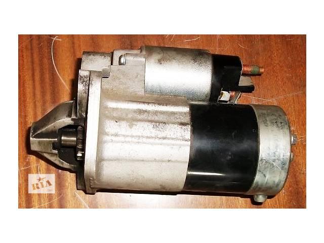 купить бу Б/у Стартер/бендикс/щетки Легковой Renault Kangoo 1,5 DCI 2008-2012 в Луцке