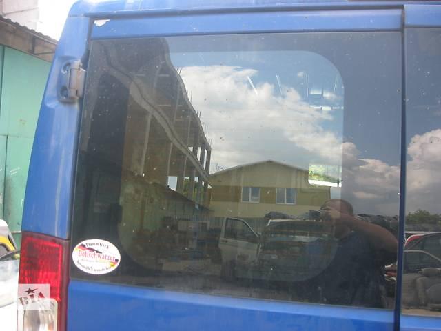 Б/у стекло двери Citroen Jumper 2006-- объявление о продаже  в Ровно