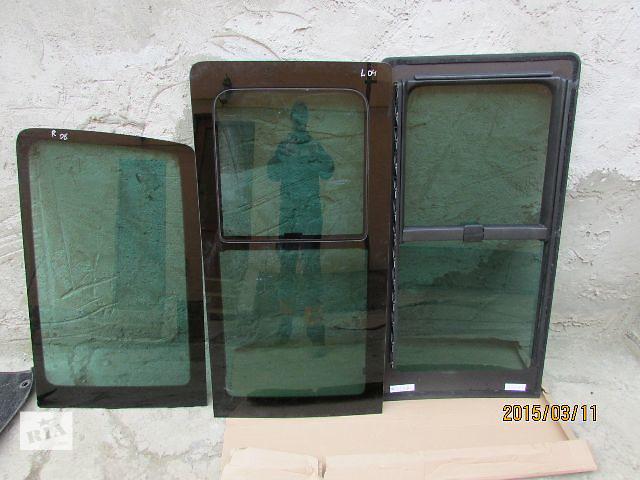 продам Б/у стекло двери для легкового авто Volkswagen Multivan 2008 бу в Хусте