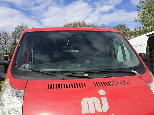 Б/у стекло лобовое/ветровое  для автобуса Fiat Ducato (3) Дукато с 2006г.- объявление о продаже  в Ровно
