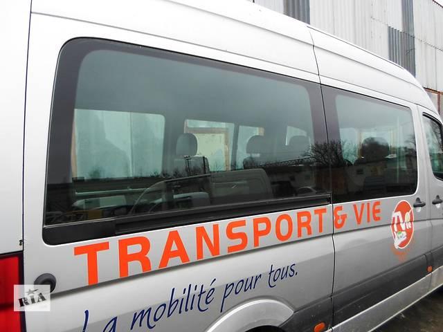 купить бу Б/у Стекло в кузов для автобуса Volkswagen Crafter Фольксваген Крафтер 2.5 TDI 2006-2010 в Рожище