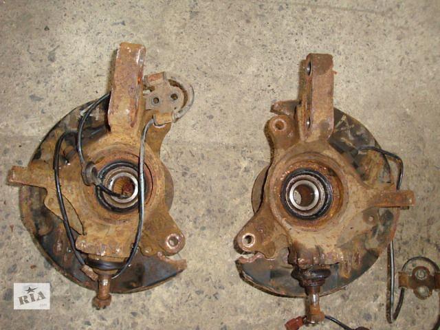 продам Б/у Ступицы передние и задние Subaru Forester Хэтчбек 2003-2007г бу в Львове