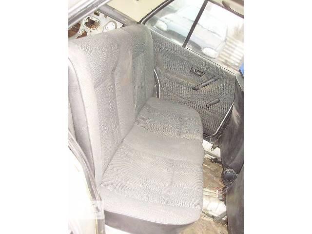 бу Б/у сиденье для хэтчбека Volkswagen Golf II 1988 в Александрие (Кировоградской обл.)