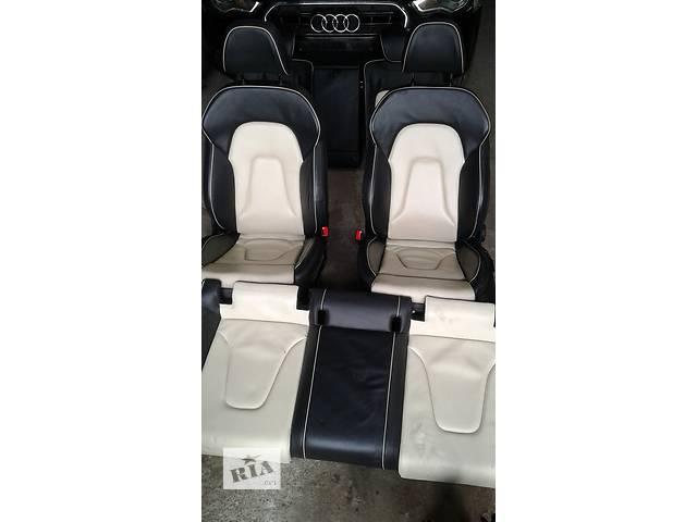 продам Б/у сиденье для легкового авто Audi A5 бу в Львове