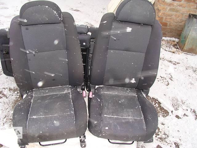 Б/у сиденье для легкового авто Chevrolet Aveo Hatchback (3d)- объявление о продаже  в Черкассах