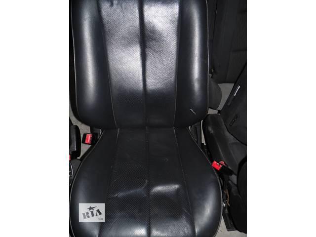 Б/у сиденье для легкового авто Mercedes 124- объявление о продаже  в Дубно (Ровенской обл.)