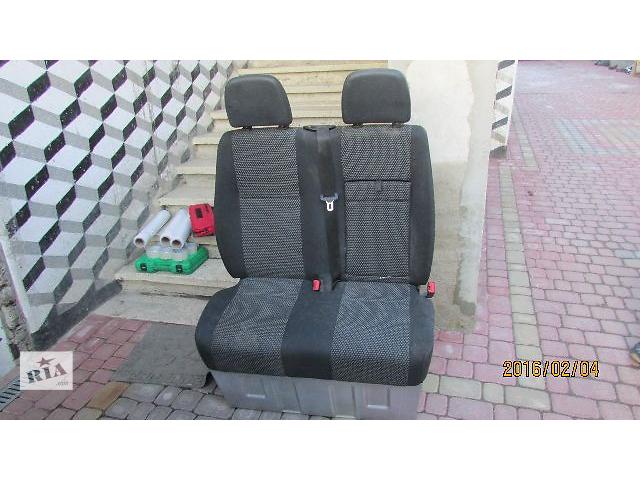 продам Б/у сиденье для легкового авто Mercedes Sprinter 2009 бу в Хусте