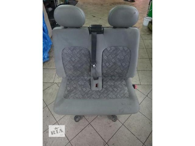 Б/у сиденье для легкового авто Renault Master 2005- объявление о продаже  в Тернополе