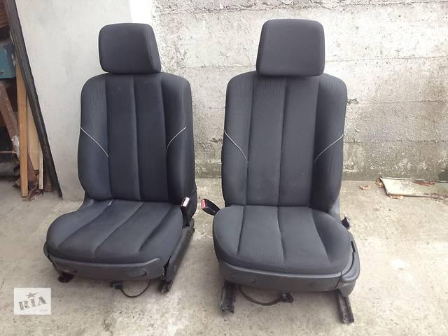 бу Б/у сиденье для легкового авто Renault Megane II в Бучаче